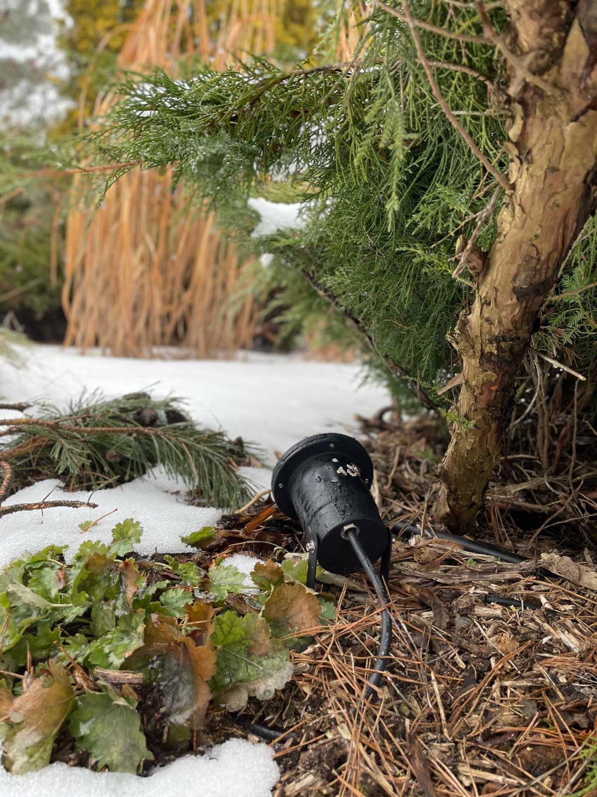 reflektor led ogrodowy